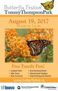 Butterfly Fest Poster 2017